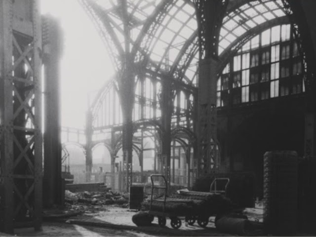 The Eternal Space Brings the Old Penn Station Back to Life's video poster