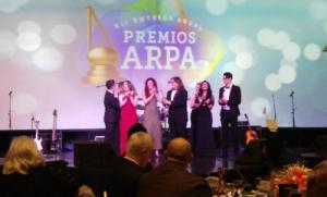 Premios ARPA 2016 XII Britt