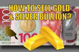 HOW TO SELL GOLD & SILVER BULLION?