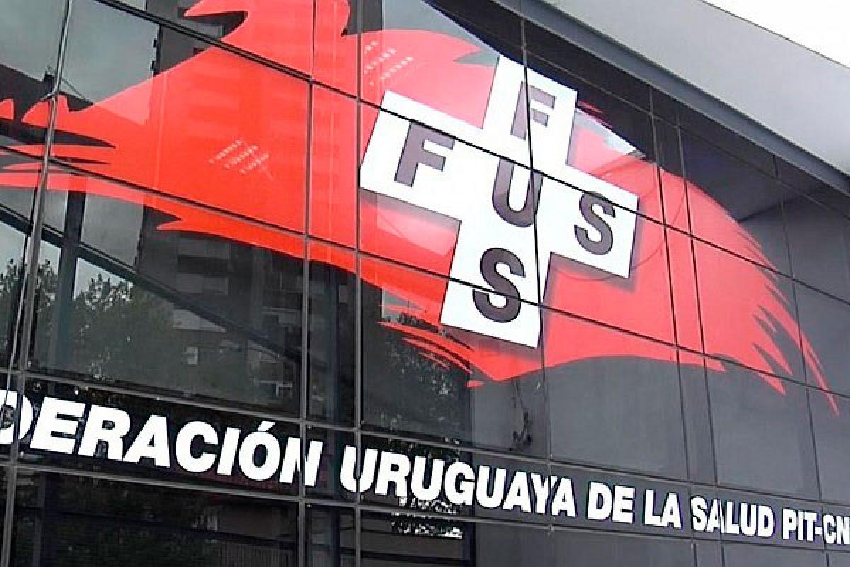 """FUS rechazó dichos """"injustificados"""" e """"imprudentes"""" del ministro de Salud"""
