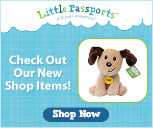 New to the Little Passports Sh...