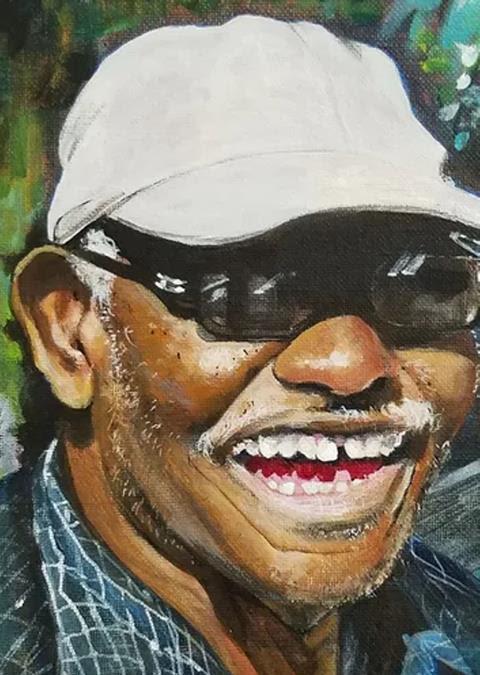 Painting by Bonita Cole