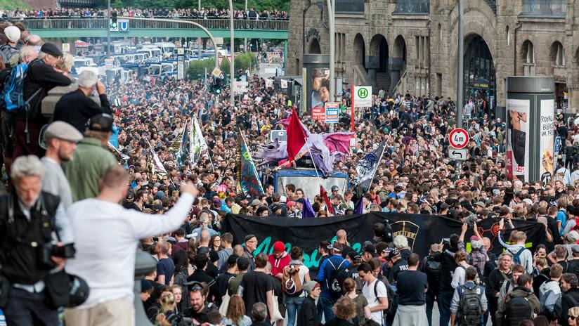 """Gobierno argentino autoriza manifestaciones durante el G-20 pero """"sin caras tapadas"""""""