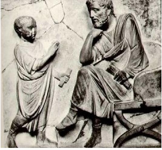 Mestre e discípulo