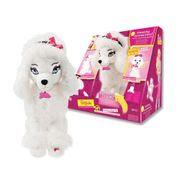 Barbie Pelúcia Poodle Sequin - Intek