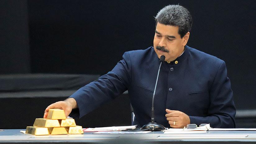 Presión de EE.UU. a Venezuela: Washington busca frenar recursos de oro y petróleo a Caracas