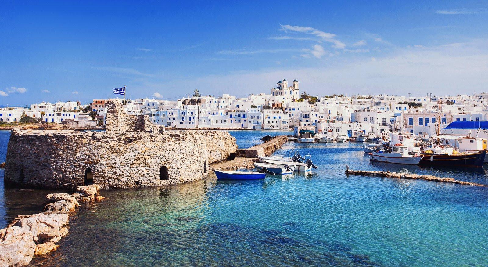 summer holidays in greece, paros
