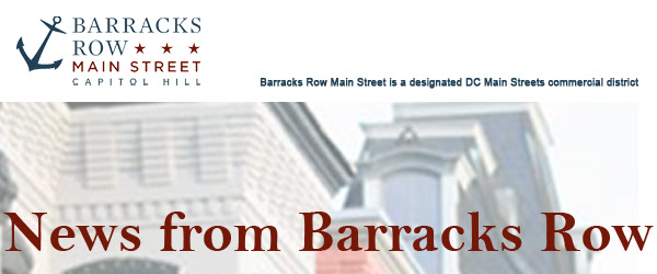 News from Barracks Row