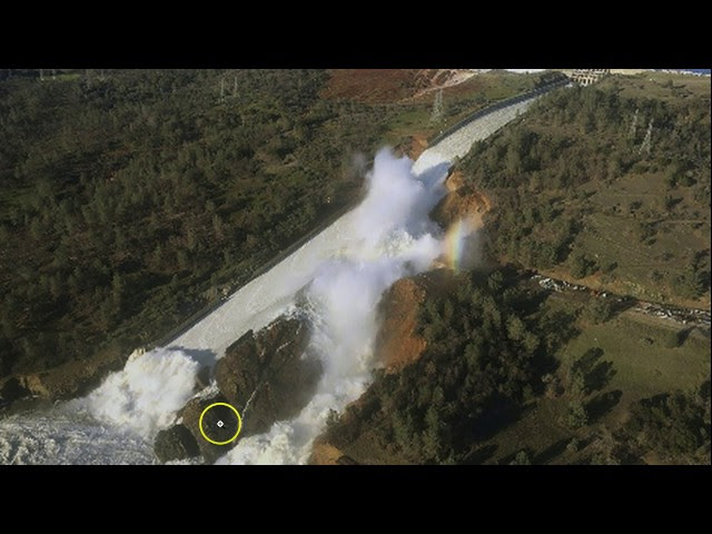 Oroville Dam Outflow to be Stopped Today: How Much Gold Will They Quietly Discover?  Sddefault
