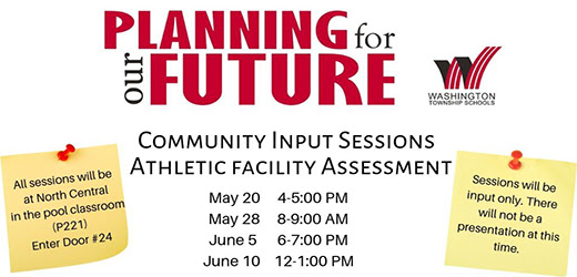 Next input session is June 5 at 6pm or June 10 at Noon=