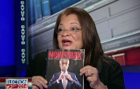 VIDEO: Martin Luther King's Niece: 'God Appointed Jesus of Nazareth, Not Al Sharpton'