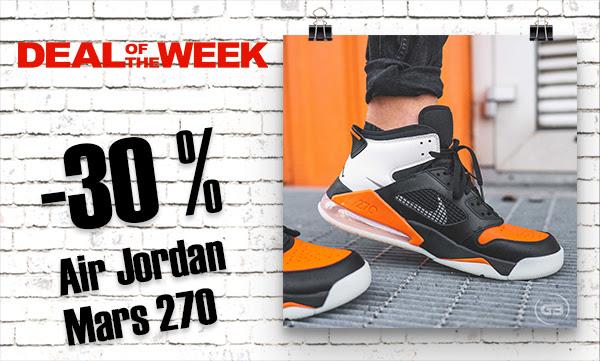Deal of the week: Air Jordan Mars 270