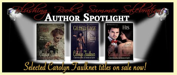 THREE Re-releases from Carolyn Faulkner on sale this week!