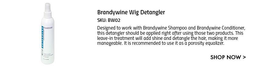 Brandywine Wig Detangler