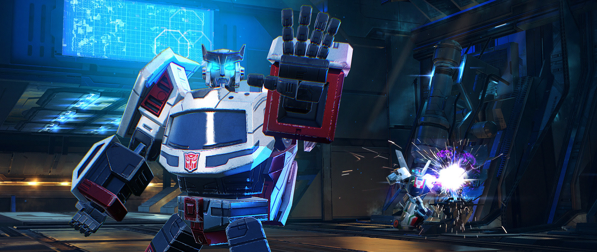 Transformers News: Transformers: Earth Wars Event - Stolen Secrets