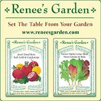 Renee's Garden Ad