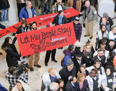 DREAM Act Action in DC
