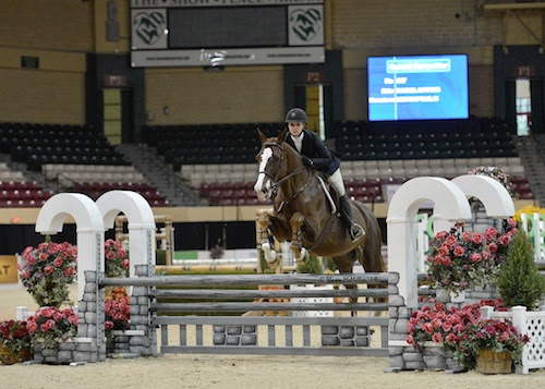 Rachel Boggus and Papillon 136. Photo © Shawn McMillen Photography