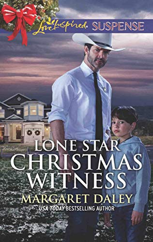 [cover: Lone Star Christmas Witness]