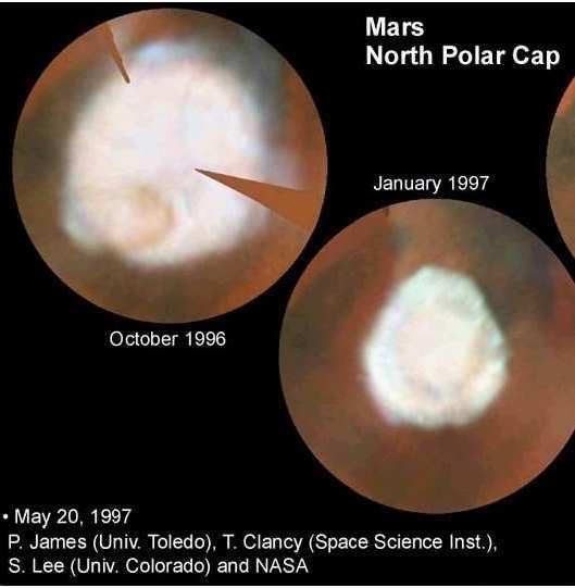 Fig 7 North Polar Ice Cap
