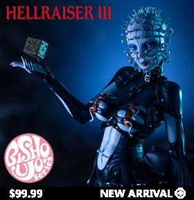 HELLRAISER III BISHOUJO HORROR PINHEAD