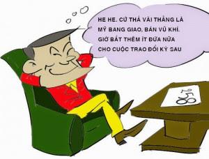 Biếm họa của họa sỹ PHO đã nói rất đúng thực tế ở Việt Nam !