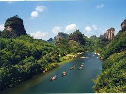 Image result for 舟過北江仙遊作