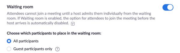 Cara Membuat Zoom Meeting Anda aman