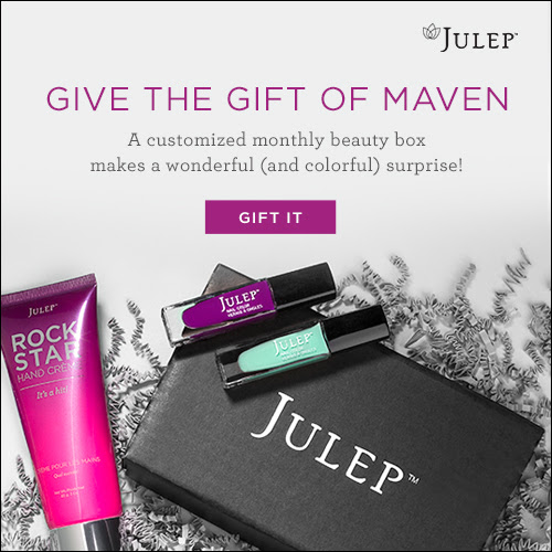 Julep Deal of the Day #1 - Gift of Maven + Free Subscription Boxes