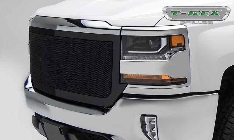 2500 High Country 2017 >> New Grille Options for the Chevrolet Silverado 1500