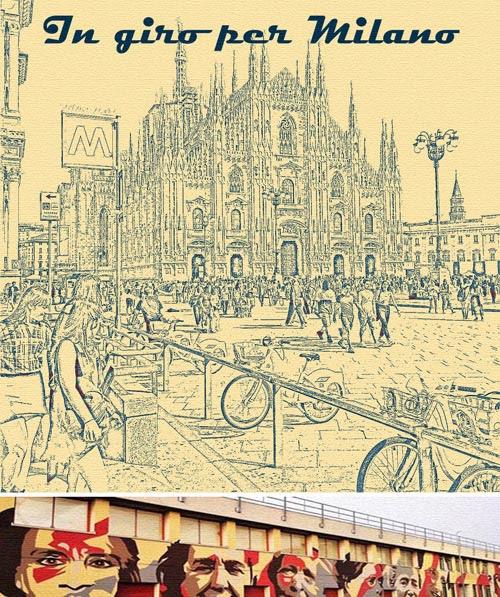 In giro per Milano – Alle donne che hanno fatto grande il '900