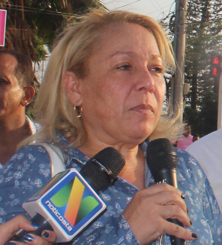 FOTO 5. MEJORANDO LA MOVILIDAD  ELOISA VILLA
