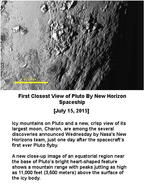 Pluto image -1
