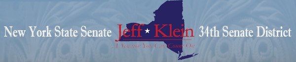 Senator Jeffrey D. Klein
