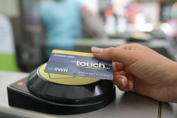 New South Western Railway smart card customers get the chance to win the value of their season ticket