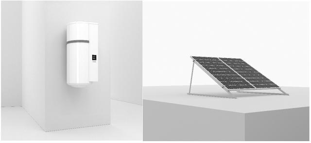 Thermor apresenta novas soluções mistas de tecnologia aerotérmica e solar fotovoltaica