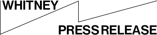 Whitney Press Release