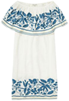 Maison Scotch Embroidered Dress