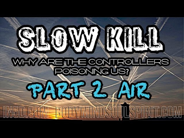 SLOW KILL - Why Are The Controllers Poisoning Us? Part I & II Sddefault