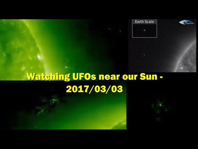 UFO News - Weather satellite captured disc-shaped UFO plus MORE Sddefault