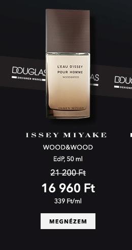 Designer Weeks - Issey Miyake L'Eau d'Issey Pour Homme Wood&Wood