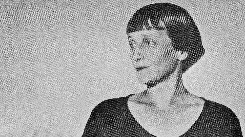 Анна Ахматова в усадьбе Шервинских. Старки, 18 июля 1936 года