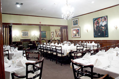Dooky Chase's Restaurant_Victorian Room