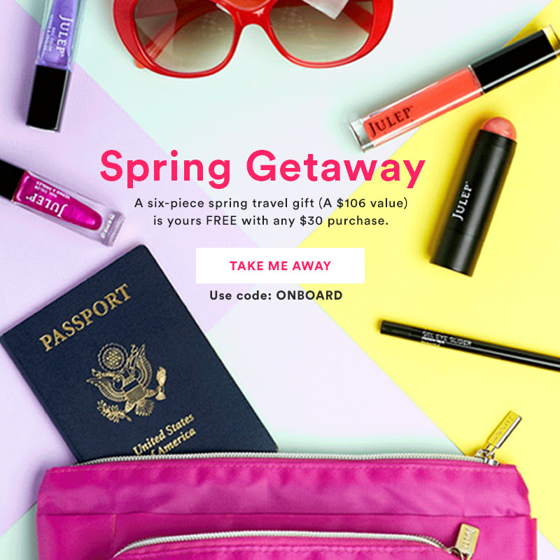 FREE Spring Beauty Gift ($106.