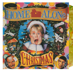 Home Alone Christmas Vinyl LP