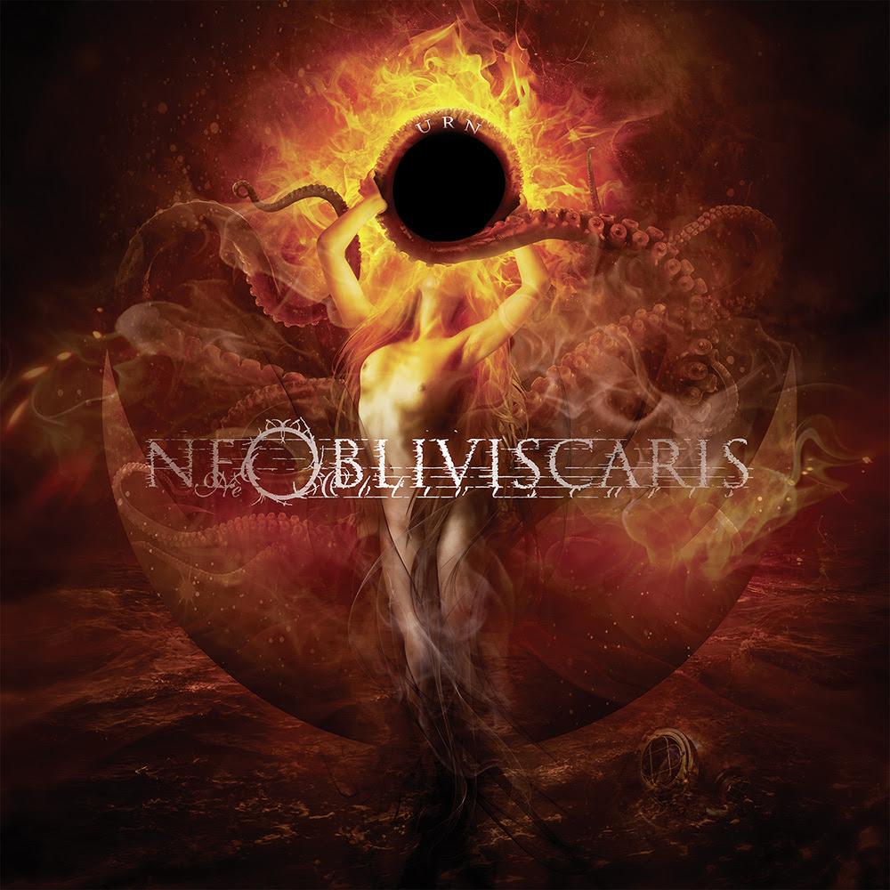NE OBLIVISCARIS uncensored 'Urn' cover