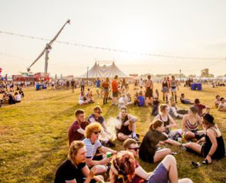5 Ways To Stay Green at Reading Festival