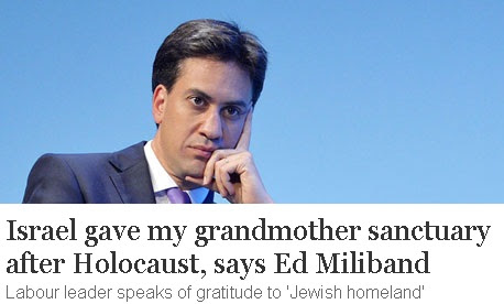 Ed Miliband And The Jews