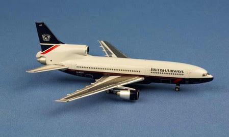 Lockheed L-1011Tristar British Airways G-BLUT | is due: August 2019