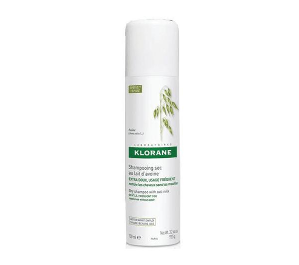 Klorane Laboratories  Dry Shampoo with Oat Milk